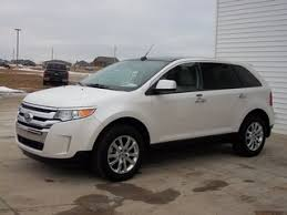 white ford edge 2011 ford edge for sale in parkersburg ia a26132