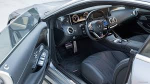 2015 mercedes benz s65 amg coupe interior hd wallpaper 46