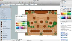 Kitchen Design Software For Mac by Building Drawing Tools Design Element U2014 Office Layout Plan
