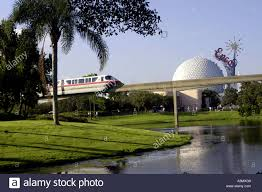 Disney World Monorail Map by Walt Disney World Orlando Epcot Monorail Future World With