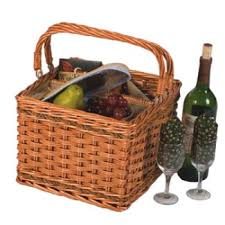 wine picnic baskets tivoli wine basket