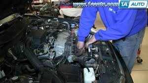 how to install replace exhaust manifold and catalytic converter