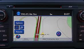 nissan titan navigation system 2016 nissan titan xd crew cab pro 4x diesel 4x4 road test review