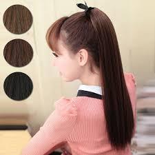 hair clip poni aliexpress buy free shipping women big horsetail synthetic