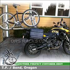 Tire Rack Motorcycle Yakima Front Wheel Holder And Rockymounts Bike Rack For Bmw