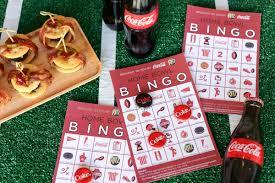 thanksgiving bingo free printable cards free printable home bowl bingo evite