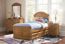 Full Bedroom Full Panel Bed With Trundle Or Storage Unit Drawer By Legacy