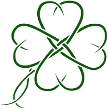 Small Designs by Free Printable Four Leaf Clover Templates Large Small Patterns