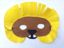 lion mask craft best 25 lion mask ideas on lion king crafts animal
