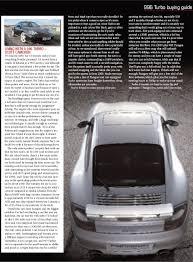porsche 901 concept porsche 996 turbo buyers guide gt purely porsche porsche cars