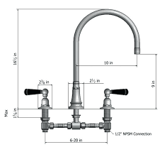 three kitchen faucets three kitchen faucet and large reach swivel spout makes a