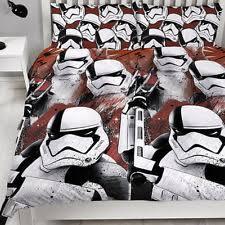 Star Wars Duvet Cover Double Star Wars Bedding Ebay