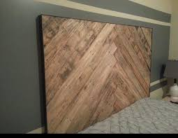 Wood Pallet Headboard Best 25 Queen Pallet Headboards Ideas On Pinterest Pallet