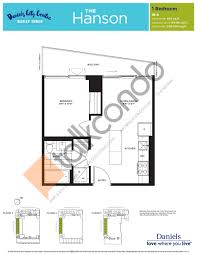 twin towers floor plans the wesley tower at daniels city centre condos talkcondo