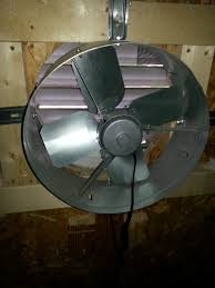 installing a gable vent fan solar attic fans crucial information for buying and installing
