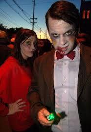 Amy Pond Halloween Costume Dalek Costume Emilyscissorhands Deviantart Whovian Ideas