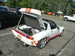 porsche 914 v8 carhunter labor day weekend nah rod weekend part 1