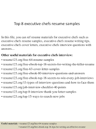 Executive Chef Resume Sample by 100 Chefs Resume Resume Chefs Resume Sample Of Functional