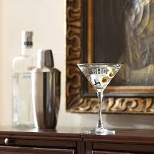 classic barware monogram glassware barware you ll love wayfair