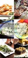 greek easter menu from spanakopita to baklava just a little bit