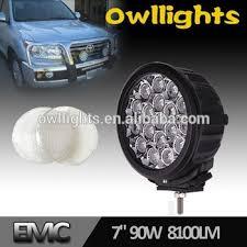 round led driving lights energy saving 90w led driving lights 7inch round led spotlight 12v