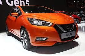 red orange cars boring to bold next gen 2017 nissan micra unveiled by car magazine