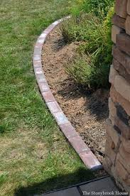 how to make a rock border for garden 4 large molds make concrete