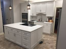 kraftmaid shaker style kitchen cabinets gray hodges downtown knoxville west knoxville alco sevierville