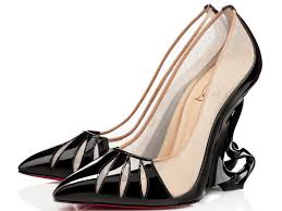 angelina jolie u0027s christian louboutin maleficent shoes can be yours