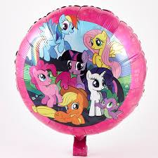 my pony balloons my pony foil helium balloon card factory