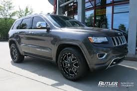 black jeep grand cherokee jeep grand cherokee vehicle gallery at butler tires and wheels in