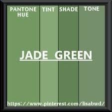 pantone seasonal color swatch paradise green my pantone seasonal