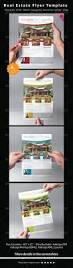 better real estate flyer template design bookmarks pinterest