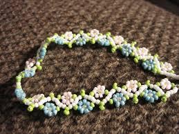 flower beaded bracelet images Seed bead flower bracelet by silentwolfcreations jpg