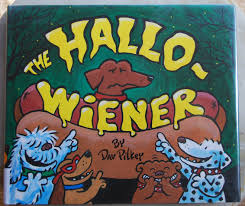 this book by dav pilkey has become a halloween picture book