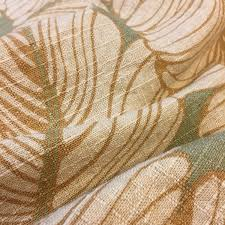 Tropical Upholstery Reserved Tropical Upholstery Fabric 3 Yd Palm Leaf Fabric