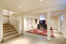 Painting A Basement Floor Ideas by 4 Easy Diy Ways To Finish Your Basement Stairs Modernize