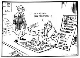 r k laxman cartoonist who chronicled india u0027s first 60 years of