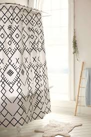 Moroccan Print Curtains Bohemian Style Shower Curtains Hgtv U0027s Decorating U0026 Design Blog