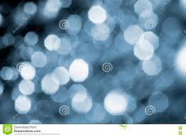 background of silver lights with bokeh effect stock image image