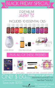 amazon black friday promos black friday amazing essential oils special promotion