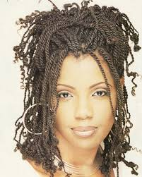 twisted hairstyles for black women 35 great natural hairstyles for black women pictures slodive
