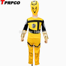 Bumblebee Transformer Halloween Costume Compare Prices Transformer Costume Shopping Buy