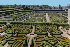 Chc Winter Garden - garden of love at château de villandry most romantic gardens in