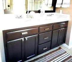 decorative bathroom storage cabinets incredible bathroom vanity hardware placement cabinet knobs and