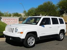 white jeep patriot 2017 inventory arizona federal members u0027 auto center