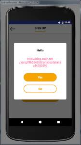 dialog android android custom dialog