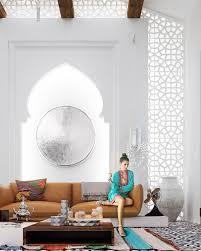 Moroccan Style Living Room Decor Bedroom Ethnic Safari Moroccan Living Room Decor With Orange
