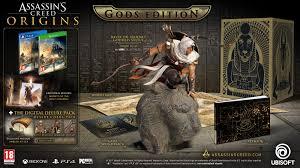 Assassins Creed Black Flag Statue Puzzle Buy Assassins Creed Origins Collectors Gods Edition Xbox One