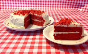 red bull velvet cake with vodka frosting 12 cakes
